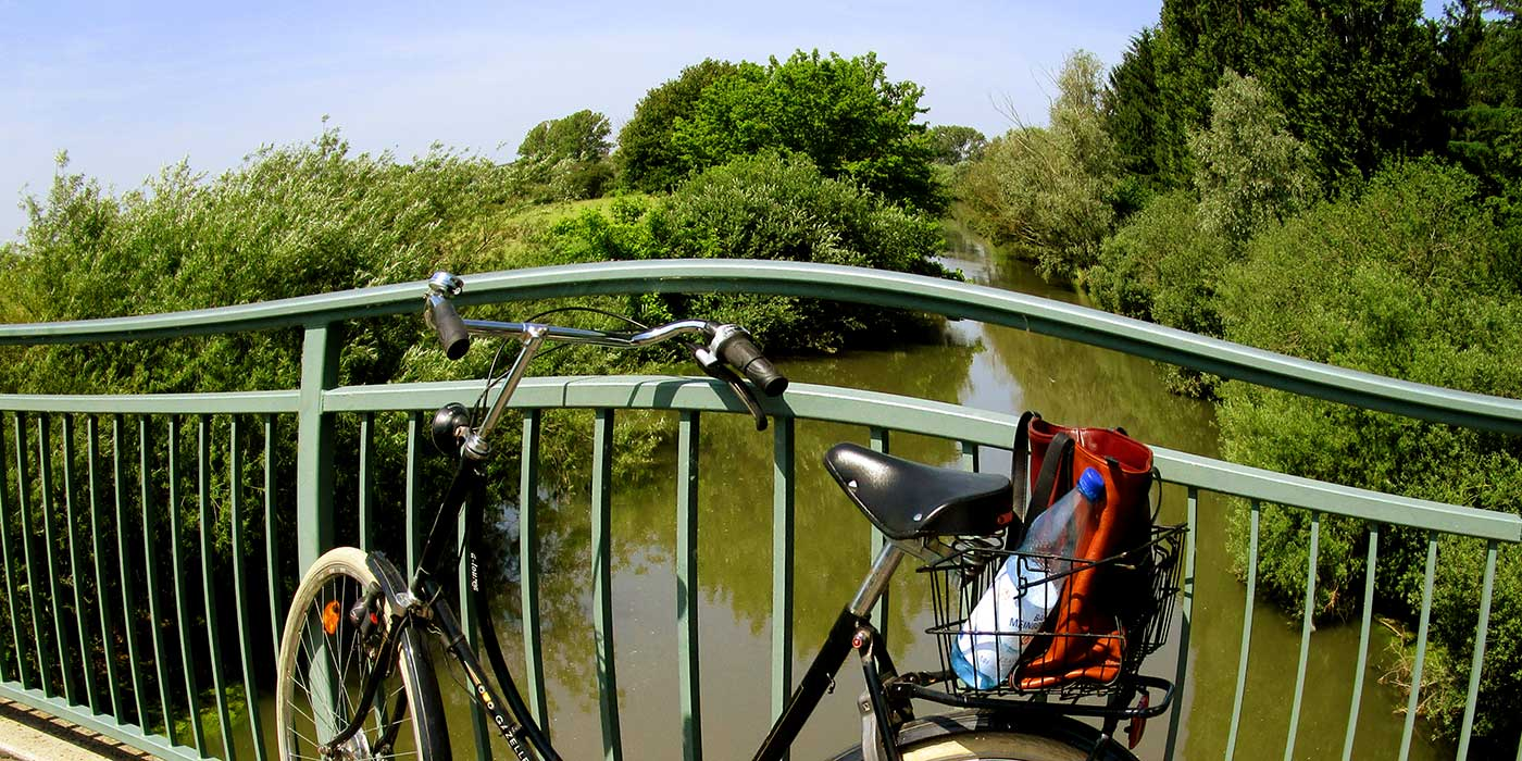 Fahrradbrücke