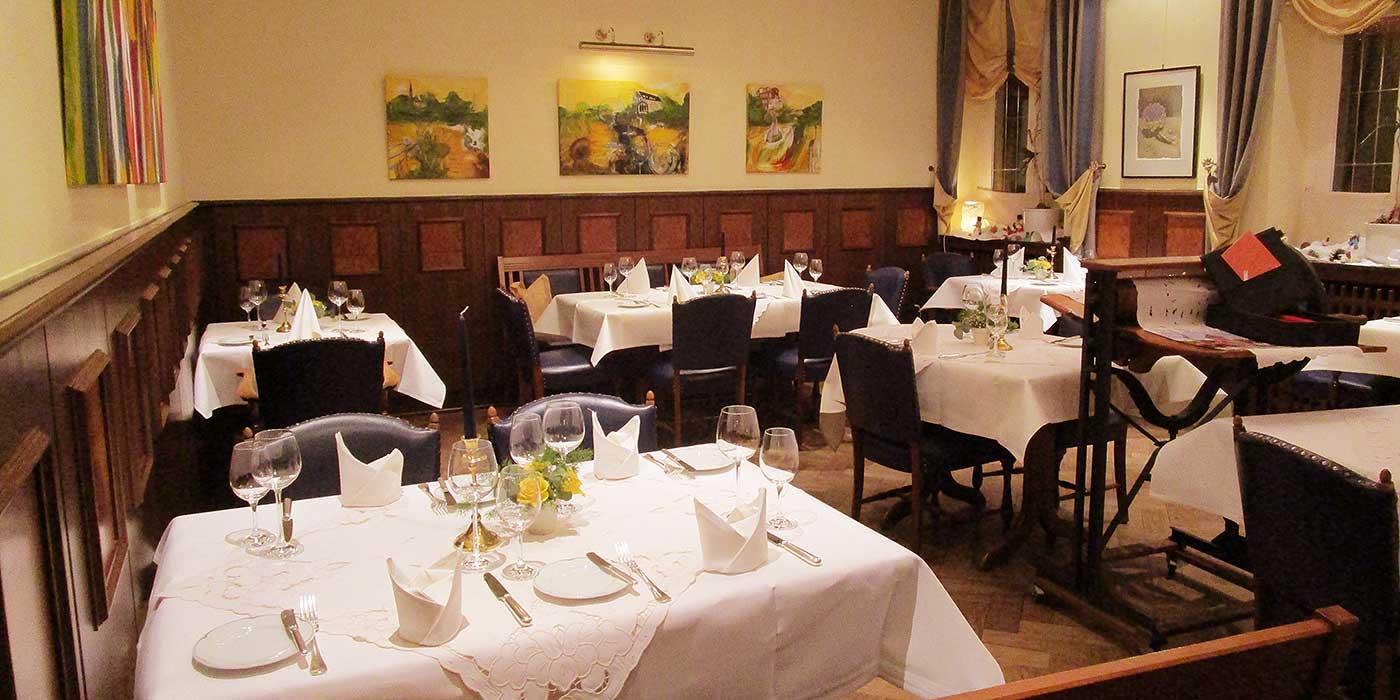 Restaurant Blaues Zimmer