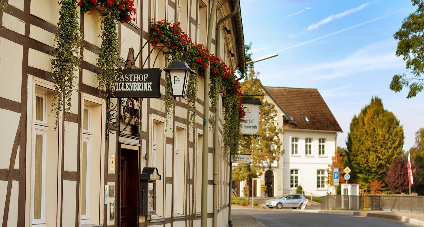 Der Gasthof Willenbrink